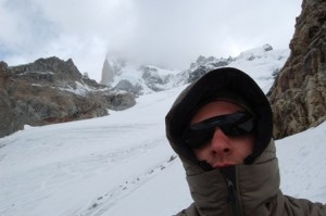 In the shadow of Fitzroy, Patagonia